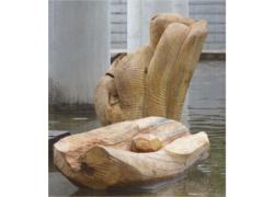 <small>2019年12月17日(火)-12月25日(水)</small><br>含真治彫刻展「いきもののかたちとは木.結晶」